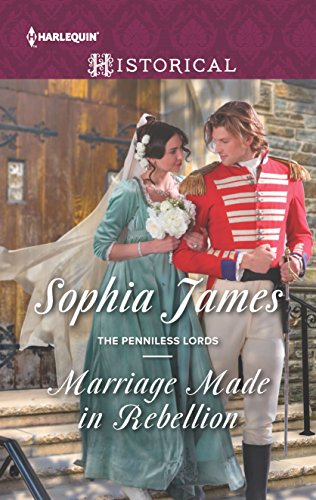 Marriage Made in Rebellion (The Penniless Lords)