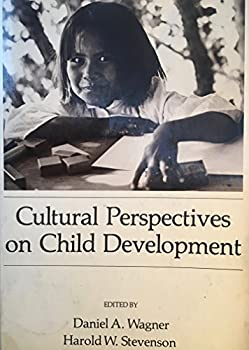Cultural Perspectives on Child Development 071671289X Book Cover