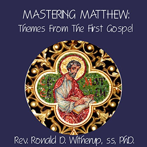 Mastering Matthew audiobook cover art