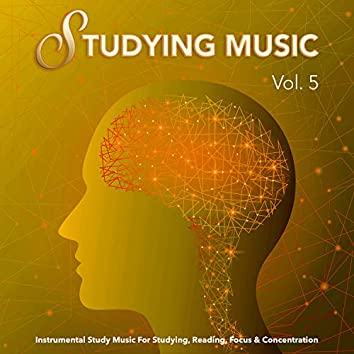 Studying Music: Instrumental Study Music For Studying, Reading, Focus & Concentration, Vol. 5