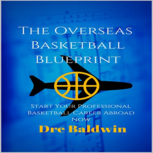 The Overseas Basketball Blueprint audiobook cover art