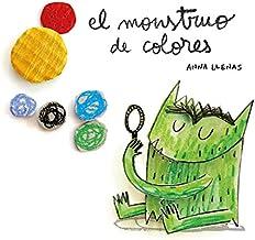 El Monstruo de Colores, en cartoné (Spanish Edition)