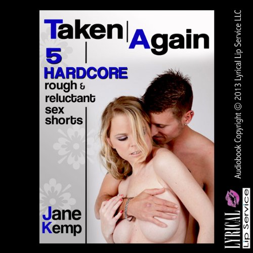 Taken Again audiobook cover art