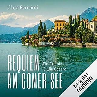 Requiem am Comer See. Ein Fall für Giulia Cesare Titelbild
