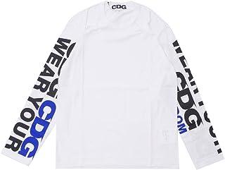 [Mサイズ] 新品 シーディージー CDG FREEDOM L/S TEE 長袖Tシャツ WHITE 202000966040 コムデギャルソン COMME des GARCONS
