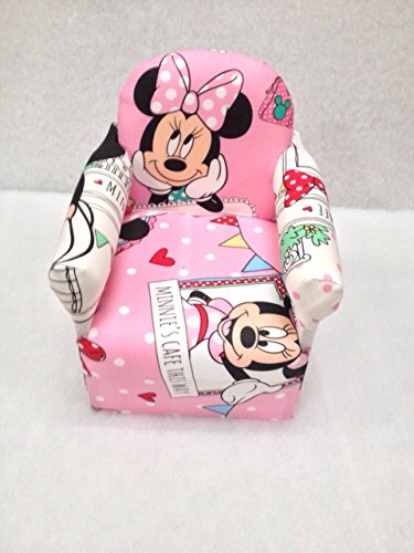 Kinder Disney Sofa Stühle Schlafzimmer Spielzimmer Für kids-over 20Zeichen: Minnie Maus von Inspire Häuser