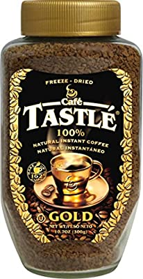 Cafe Tastle Gold Freeze Dried Instant Coffee from Cafe Tastle