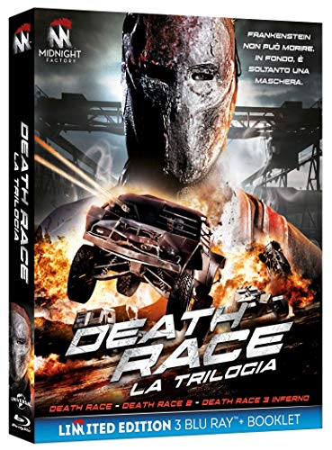 Death Race Collection (3 Blu-Ray+Booklet)