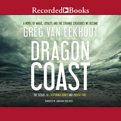 Dragon Coast audiobook cover art