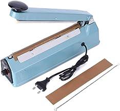 𝐂𝐡𝐫𝐢𝐬𝐭𝐦𝐚𝐬 𝐏𝐫𝐞𝐬𝐞𝐧𝐭Afdichtingsmachine, 210 W 8 inch impuls-hete seal apparaat handmatige verzegeling machine...
