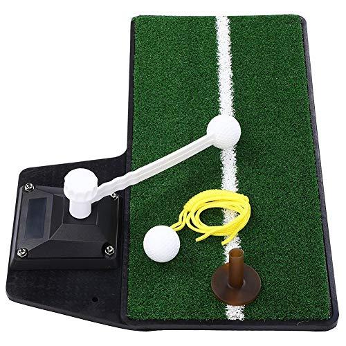 Dwawoo Golf-Trainingshilfe, Golfschwung-Trainer Indoor Outdoor-Golf-Übungsgerät