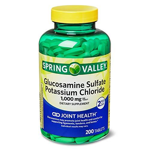 1000 mg glucosamine - 7