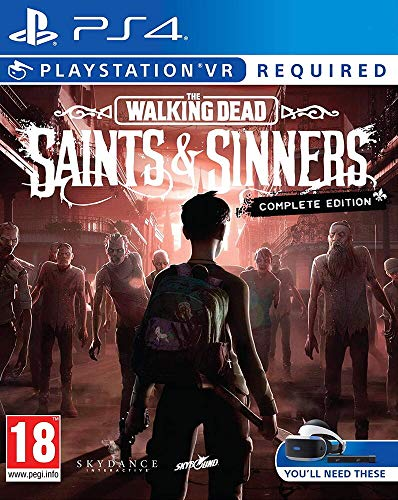 The Walking Dead: Saints & Sinners - The Complete Edition