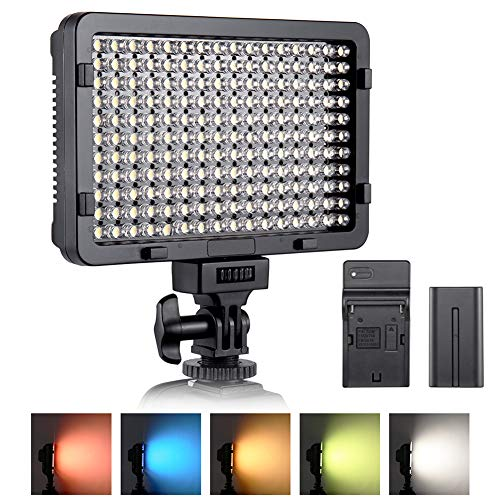 Perfect for Video Conferencing Crack Light by Blind Spot Live Streaming Light Video Light Selfie Light LED Waterproof
