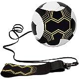 Remebe Football Trainer Réglable Football Kick Équipement De Formation Contrôle Compétences Taille Ceinture De Pratique Volleyball Rugby Entraîneur pour Enfants Adolescents
