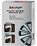 Eastup Alloy Wheel Repair Kit Silver and Chrome (No Wheel Paint)