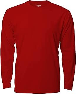 solar red shirt