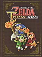 The Legend of Zelda - Tri Force Heroes Collector's Edition Guide de Prima Games