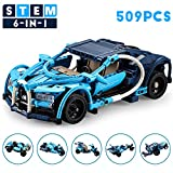 Kids Stem Building Toys for 6 - 10+ Year Old Boys Girls, Model Cars Kits to Build for Kids Adults Teens...