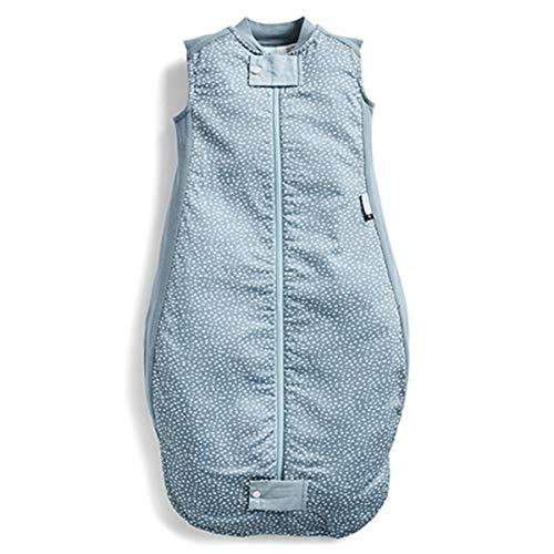 ergoPouch Schlafsack Baby Jersey, 100% Bio Baumwolle - TOG 1.0, Grau, 12-36 Monate (105cm)