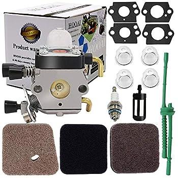 C1Q-S97 Carburetor - for STIHL FS38 FS45 FS46 FS55 KM55 HL45 FS45L FS45C FS46C FS55C FS55R FS55RC FS85 FS80R FS85R FS85T FS85RX String Trimmer Weed Eater FS55 Carburetor,FS45 Carburetor,c1q-s186 Carb
