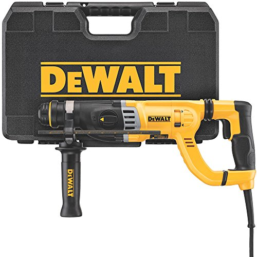 DEWALT Rotary Hammer Drill with Shocks