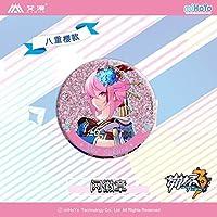 崩壊3rd 崩壊ホロ缶バッジシリーズ 第一弾 (八重桜)