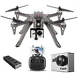 Goolsky MJX Bugs 3H Drone 2.4G 6-Axis Gyro RC Droni Quadcopter con FPV MJX C5000 5G Wifi...
