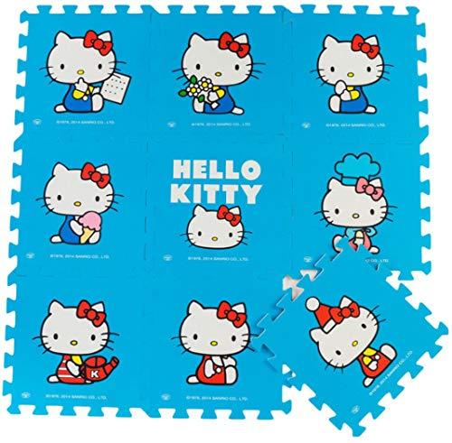 13776 Edukit   Juego de Puzzles y Juegos Infantiles (4 en 1), diseño de Hello Kitty