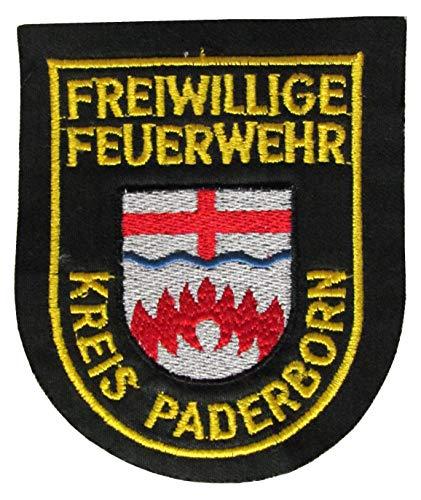Freiwillige Feuerwehr - Kreis Paderborn - Ärmelabzeichen - Abzeichen - Aufnäher - Patch - Motiv 3