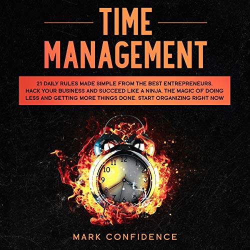 Time Management cover art