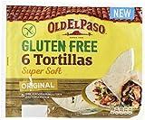 Old el Paso Glutenfree 6 Tortillas Super Soft Original, 6er Pack (6 x 216 g) -