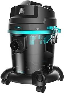 Cecotec Aspirador de sólidos y líquidos Conga Popstar 2000 Wet&Dry. Potencia 1400 W, Aspira Todo Tipo de Suciedad, Función...