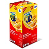 Nabisco Handi-Snacks Ritz Crackers 'N Cheesy Dip 30 pk. A1
