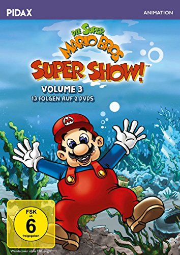 Super Mario Bros. Super Show - Vol. 3 (2 DVDs)