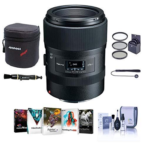 Tokina ATX-i 100mm F/2.8 FF Macro Lens for Nikon F...