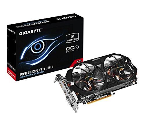 GIGABYTE Radeon R9 380 2GB DDR5 256 bit PCI Expres
