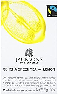 jacksons of piccadilly sencha green tea