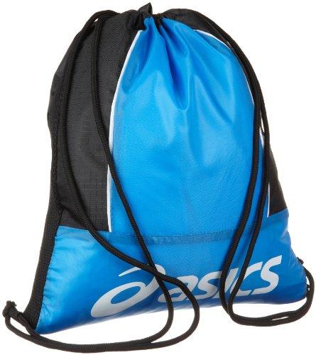 ASICS Unisex Adult Asics Team Cinch Bag,Royal-Black,One Size