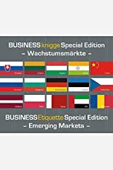 7 CD-Box Express Wissen - Business Knigge Special Edition - Wachstumsmärkte Audio CD
