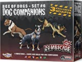 Edge Entertainment- Zombicide: Dog Companions, Color (EFCMZC16)