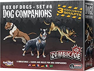Asmodee - UBIZC0020 - Zombicide - Dog Companions (B00G4CDK78) | Amazon price tracker / tracking, Amazon price history charts, Amazon price watches, Amazon price drop alerts