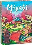 HABA 305248 – Miyabi, Juego táctico para Jugadores a Partir de 8 años, Juego Familiar del...