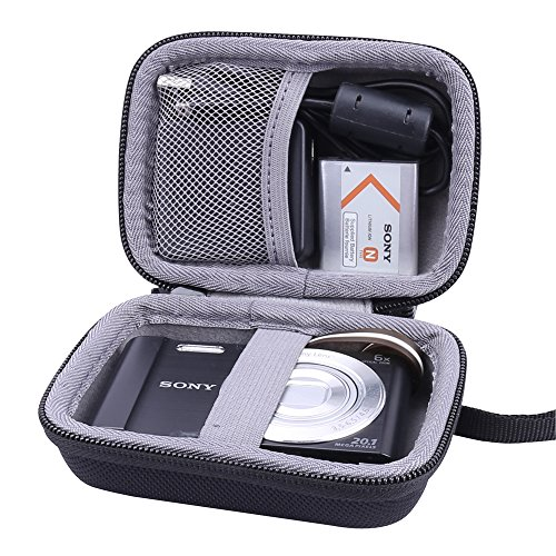 Aenllosi Hard Travel Case for Sony DSC-W800/W830/w810 Digital Camera