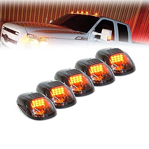 03 dodge smoked cab lights - 8