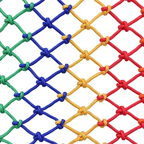 Fantastic Prices! Decorative Net Children Safety Netting - Children's Indoor Decoration Net Colorful...