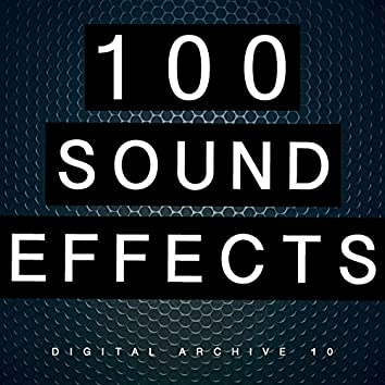 100 Sound Effects Digital Archive 10