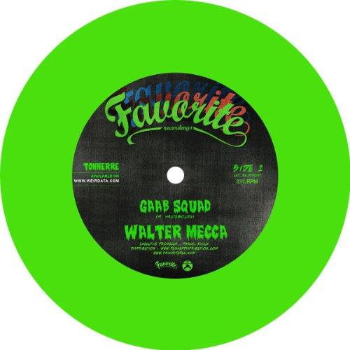 Gaab Squad / Disco Rouge [Vinyl Maxi-Single]