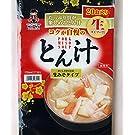 宮坂醸造 神州一味噌 Miyasaka-jozo 神州一味噌 とん汁 生みそタイプ 20食