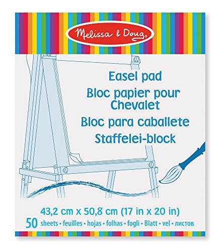Melissa & Doug - 14102 - Bloc de Papier Pour Chevalet